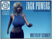 3D, Zack Powers Issue 10- TGTrinity porn comics 8 muses