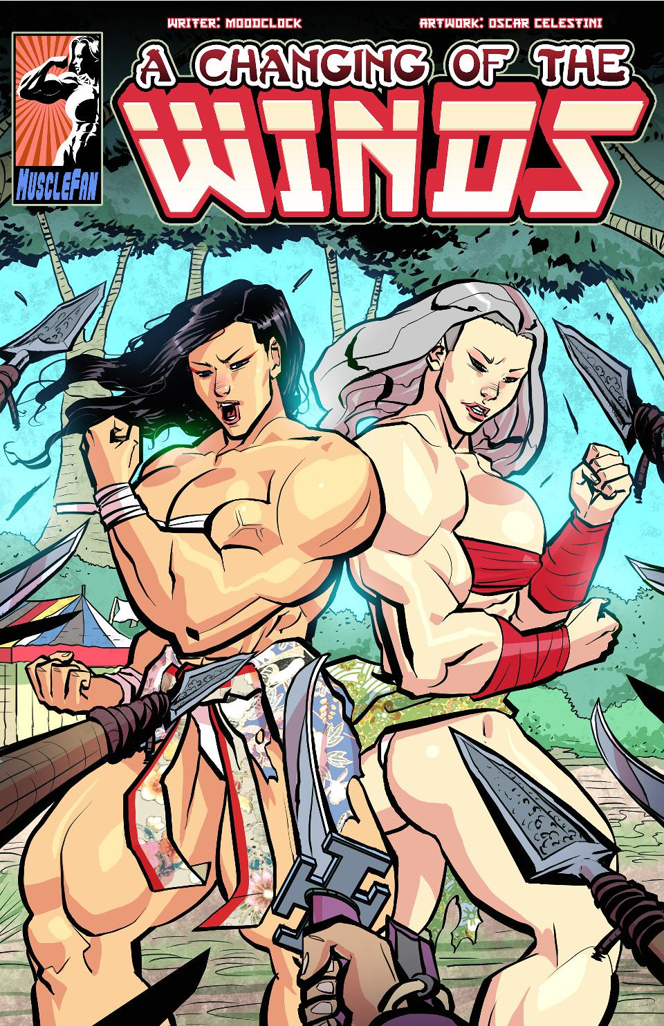 A Changing of the Winds 2 porn comics 8 muses