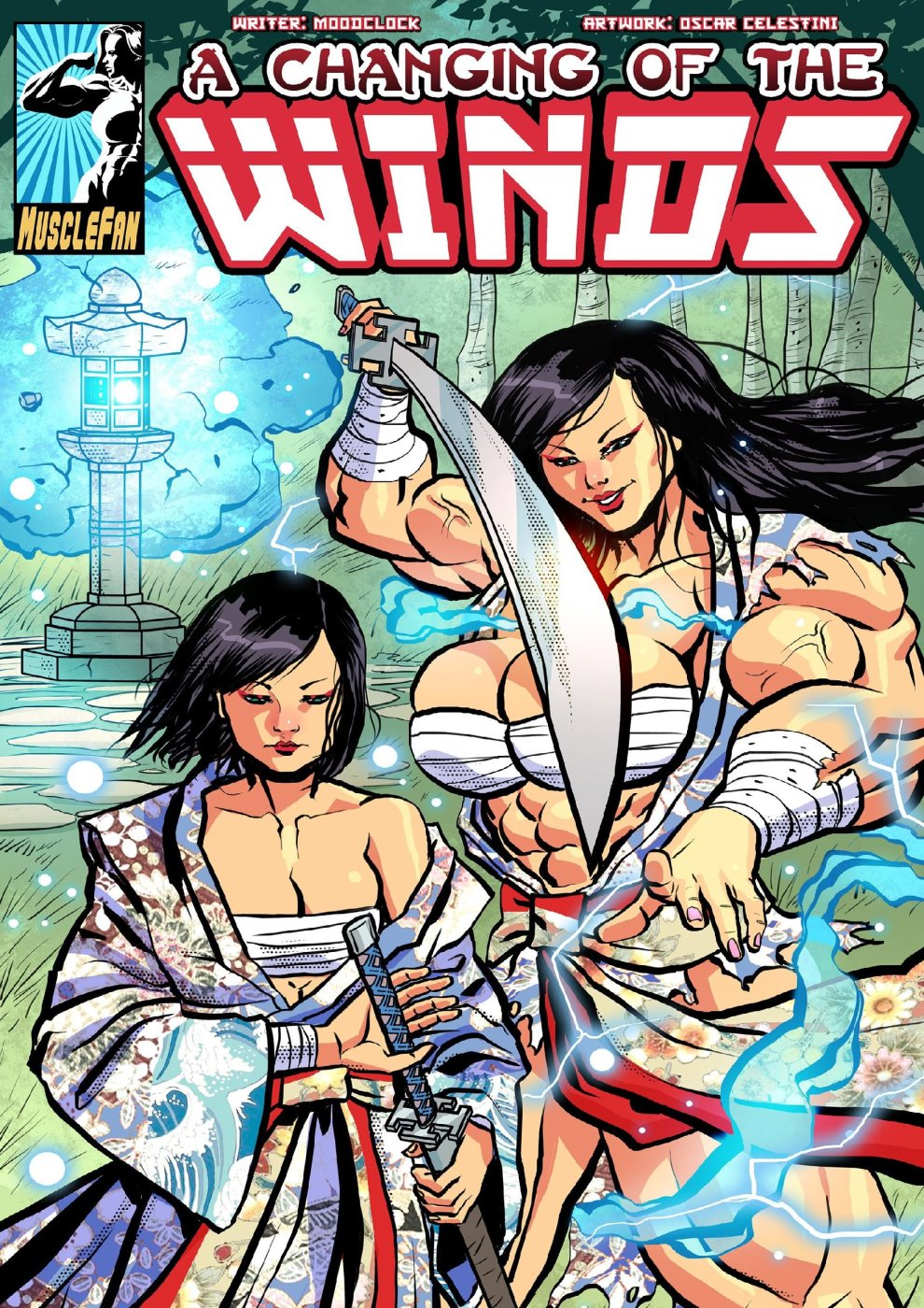 A Changing of the Winds- Musclefan porn comics 8 muses