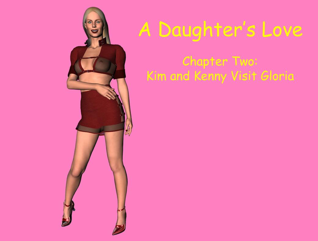A Daughter's Love 2- 3D Incest porn comics 8 muses