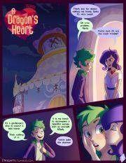 Sirens Love (My Little Pony) porn comics 8 muses