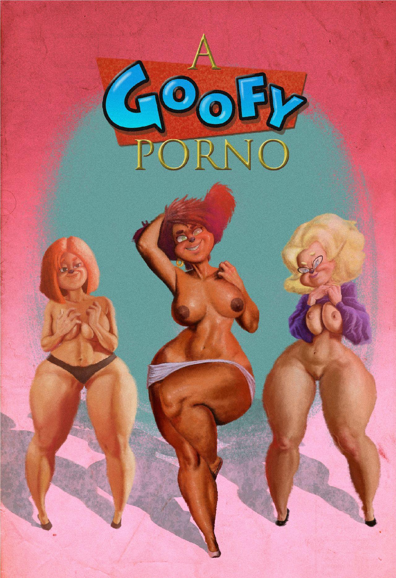 A Goofy Porno- Grigori porn comics 8 muses