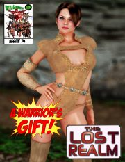 A Warrior's Gift- Lost Realm porn comics 8 muses