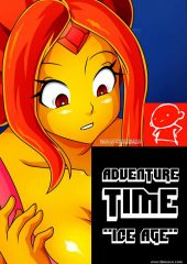 "Adventure Time ""Ice Age""- Witchking00 porn comics 8 muses"