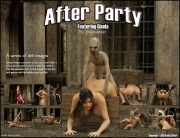After Party – Blackadder porn comics 8 muses