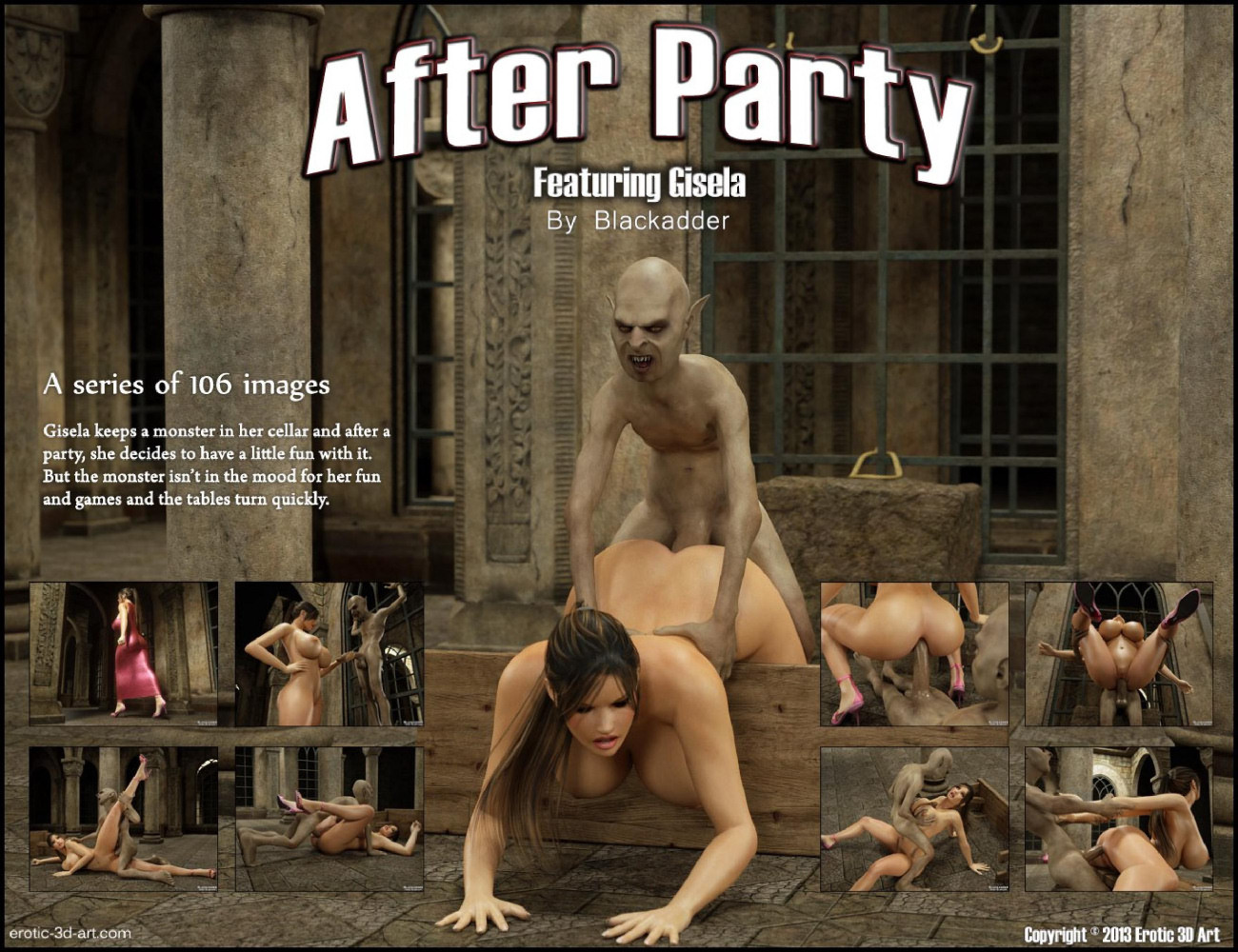 After Party – Blackadder image 1