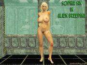 Alien Breeding porn comics 8 muses