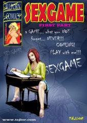 All Porn- Sexgame # 1 porn comics 8 muses