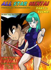 All Star Hentai Part.3- Dragon Ball porn comics 8 muses