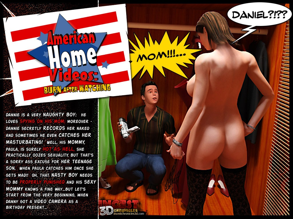 American Home Video- Incest3DChronicles image 1