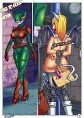 Arabatos- Free To Good porn comics 8 muses