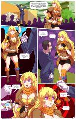 Arabatos- RWBY Universe H porn comics 8 muses