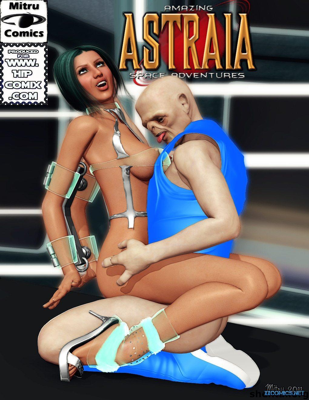 Astraia – Binary Ecstasy 4 porn comics 8 muses