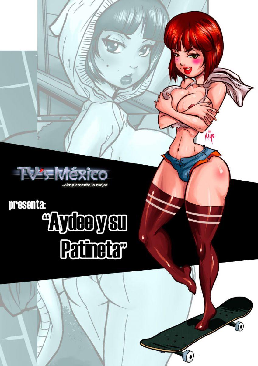 Aydee Y Su Patineta- TV´S México porn comics 8 muses