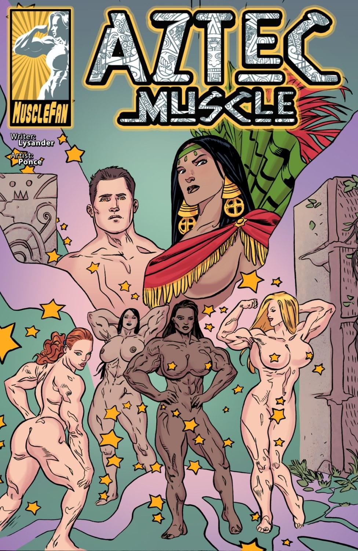 Aztec Muscle Part 4- Muscle Fan porn comics 8 muses