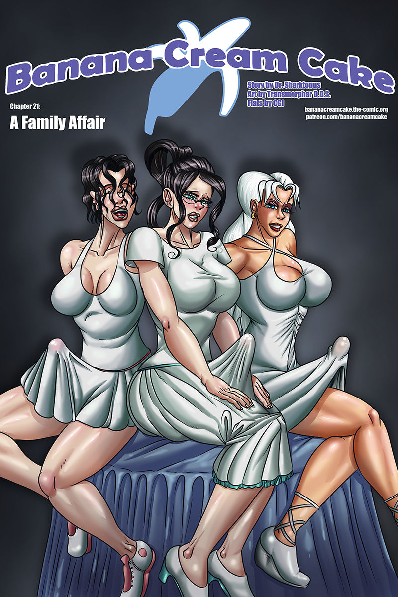 Banana Cream Cake 21- Family Affair porn comics 8 muses