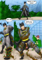 Batman Lust- Online Superheroes porn comics 8 muses