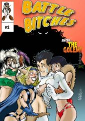 Battle Bitches #2- Golem- eAdult porn comics 8 muses