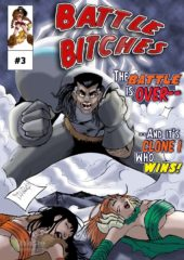 Battle Bitches #3- eAdult porn comics 8 muses
