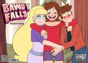Bawdy Falls- Gravity Falls porn comics 8 muses