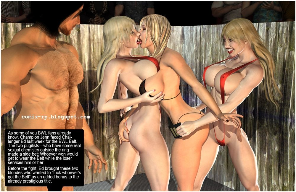 BAXS- Fight Aftermath (Entropy) porn comics 8 muses