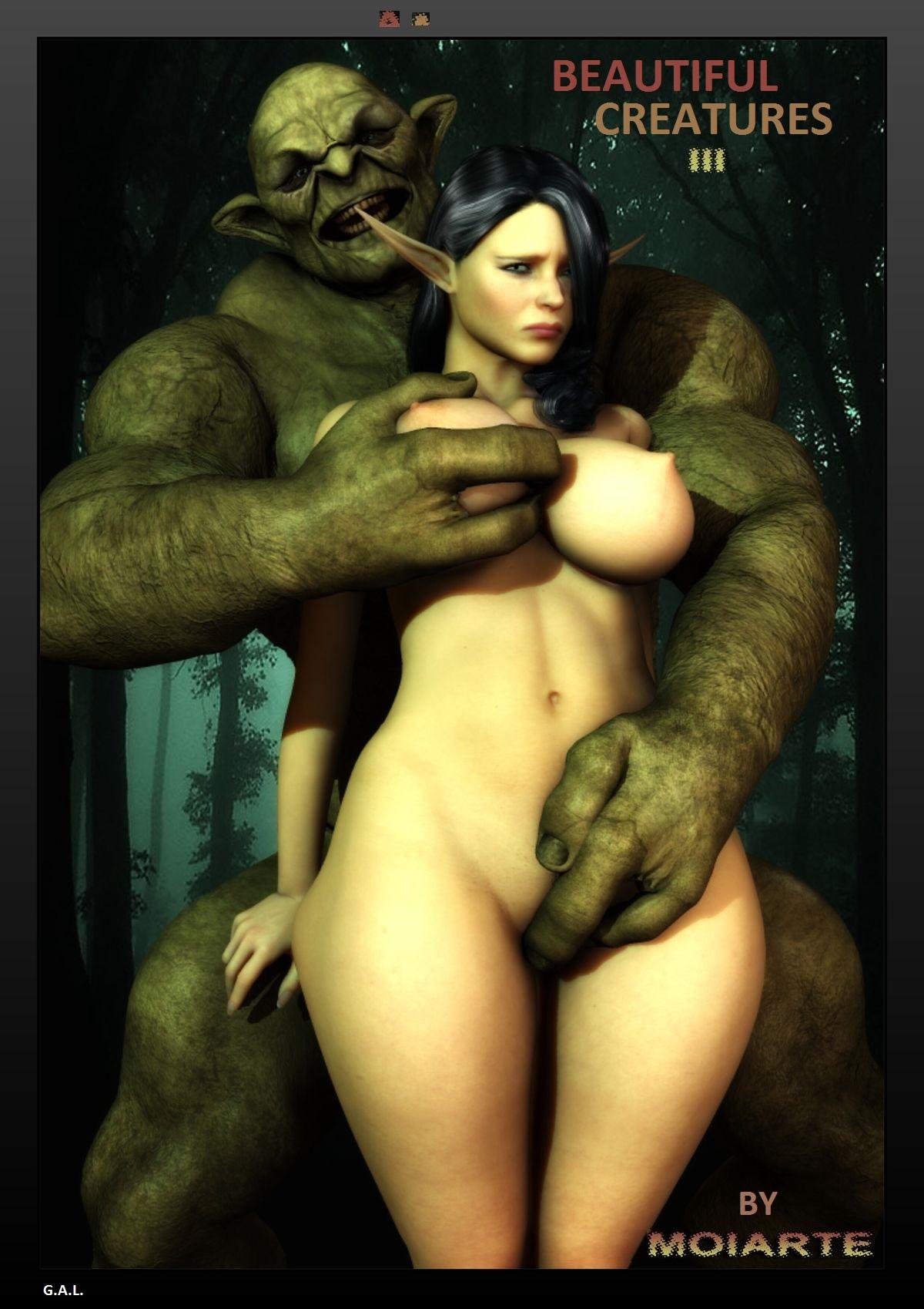 Beautiful Creatures Vol. 3- Moiarte image 1