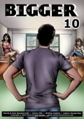 Bigger 10- Mind Control porn comics 8 muses