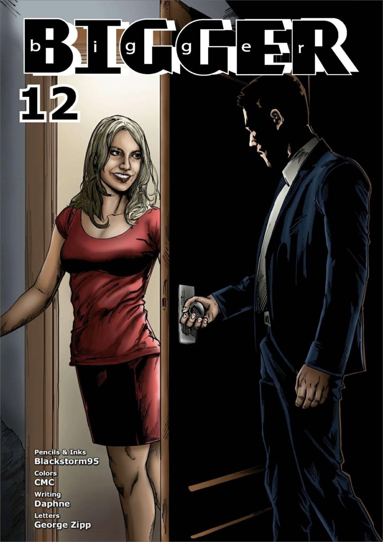 Bigger 12- Mind Control porn comics 8 muses