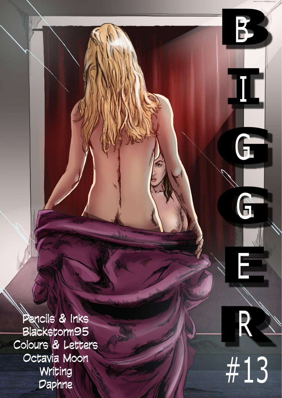 Bigger 13- Blackstorm95 porn comics 8 muses