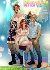 Bigger Better Clones 02- ZZZ porn comics 8 muses