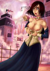 Bioshock – Biocock (Shadbase) porn comics 8 muses