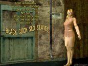 Black Cock Sex Slave- UncleSickey porn comics 8 muses