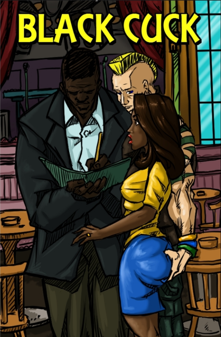 Black Cuck – illustrated interracial porn comics 8 muses