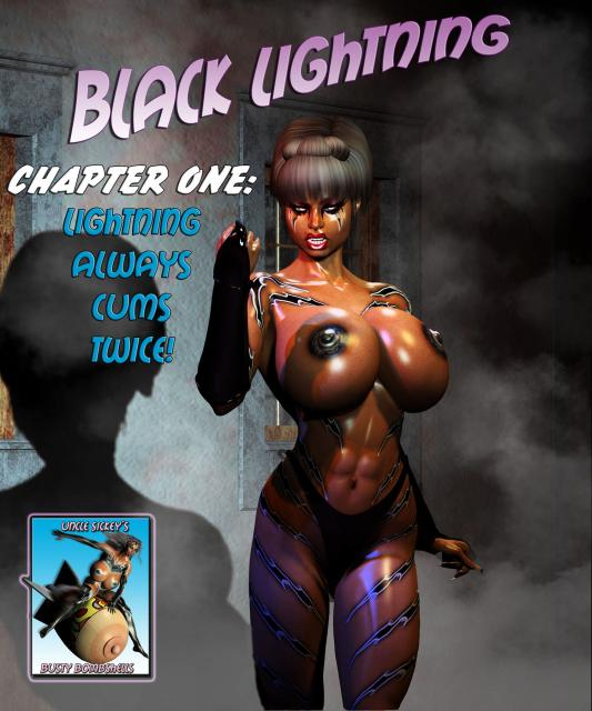 Black Lightning- Uncle Sickey image 1