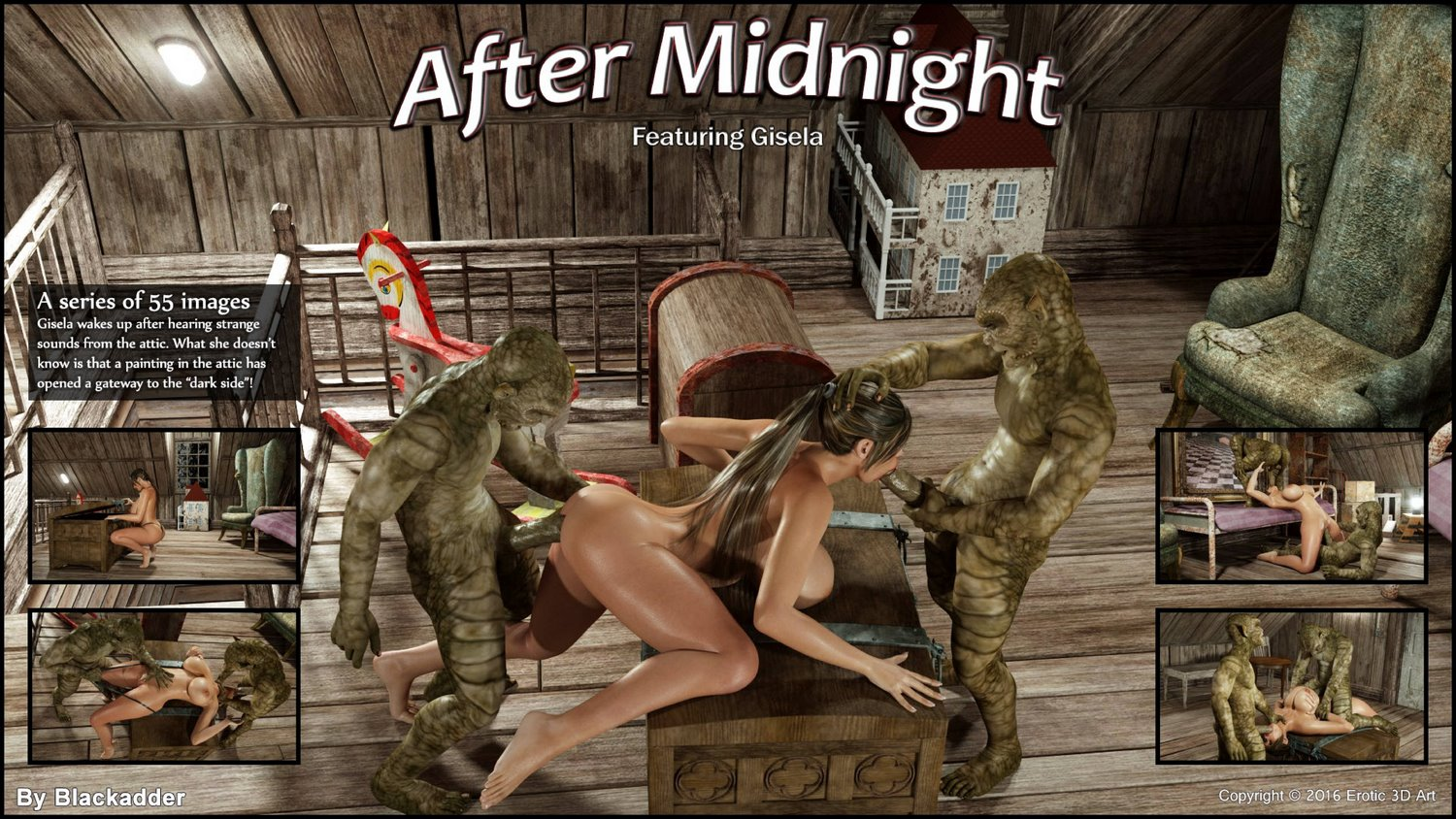 Blackadder- After Midnight porn comics 8 muses