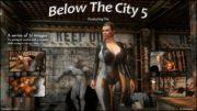 Blackadder – Below The City 5 porn comics 8 muses