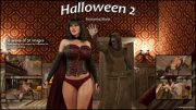 Blackadder- Halloween 2,3D sex porn comics 8 muses
