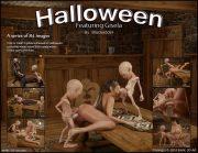 Blackadder- Halloween porn comics 8 muses