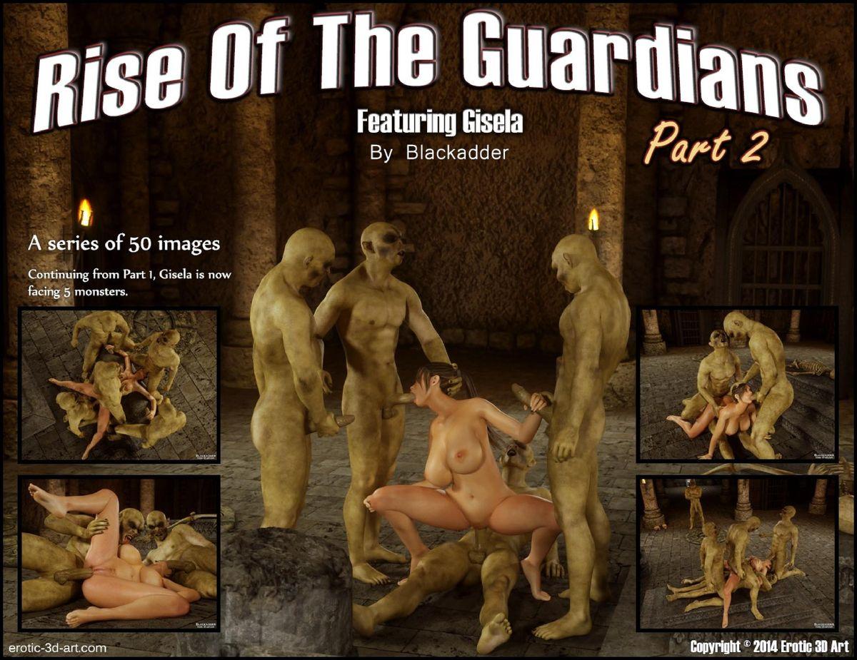 Blackadder- Rise Of the Guardians 2 image 1