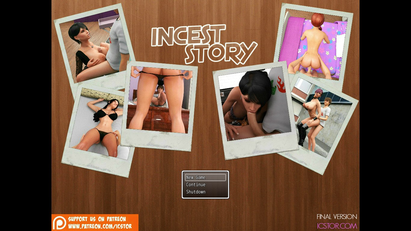 Sister and Mom- Icstor – Incest story porn comics 8 muses
