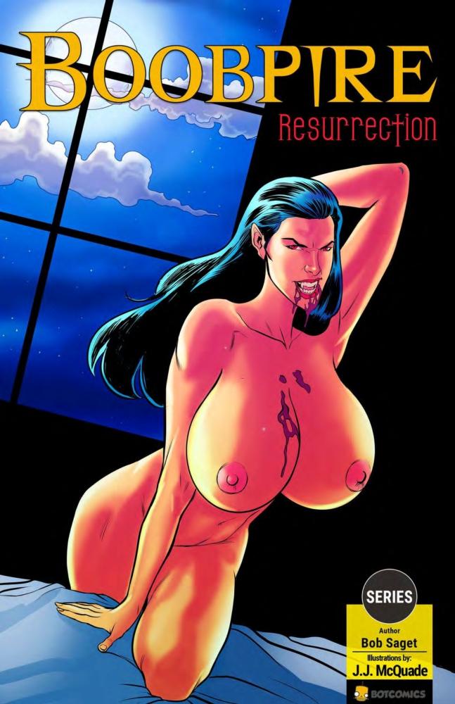 Boobpire Resurrection 1-2, Bot porn comics 8 muses
