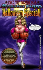 Brenda- Halloween Special-Smudge porn comics 8 muses