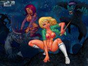 Buffy- Cartoon Reality porn comics 8 muses