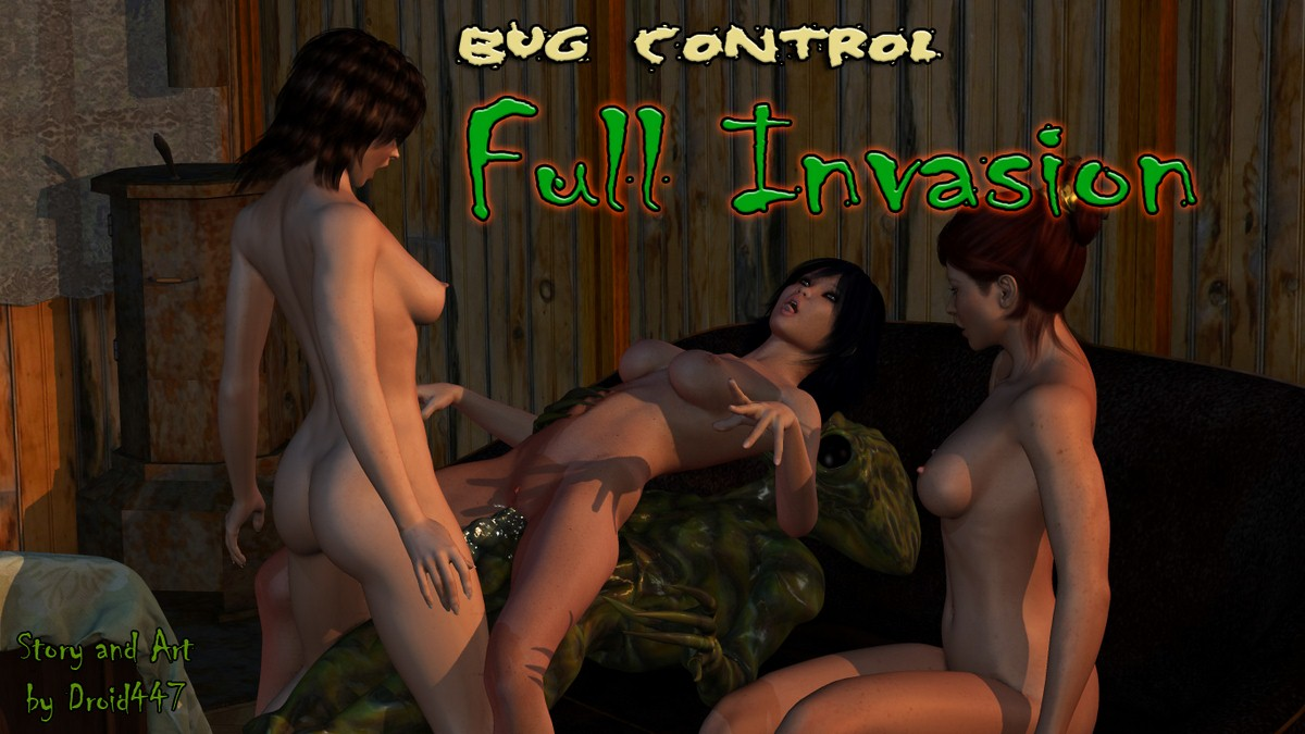 Bug Control [Full Invasion]- Droid447 porn comics 8 muses