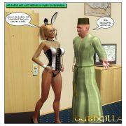 Bunny Girl – Dubhgilla porn comics 8 muses