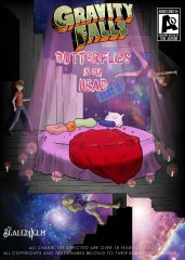 Butterflies in my Head 2- Gravity Falls porn comics 8 muses