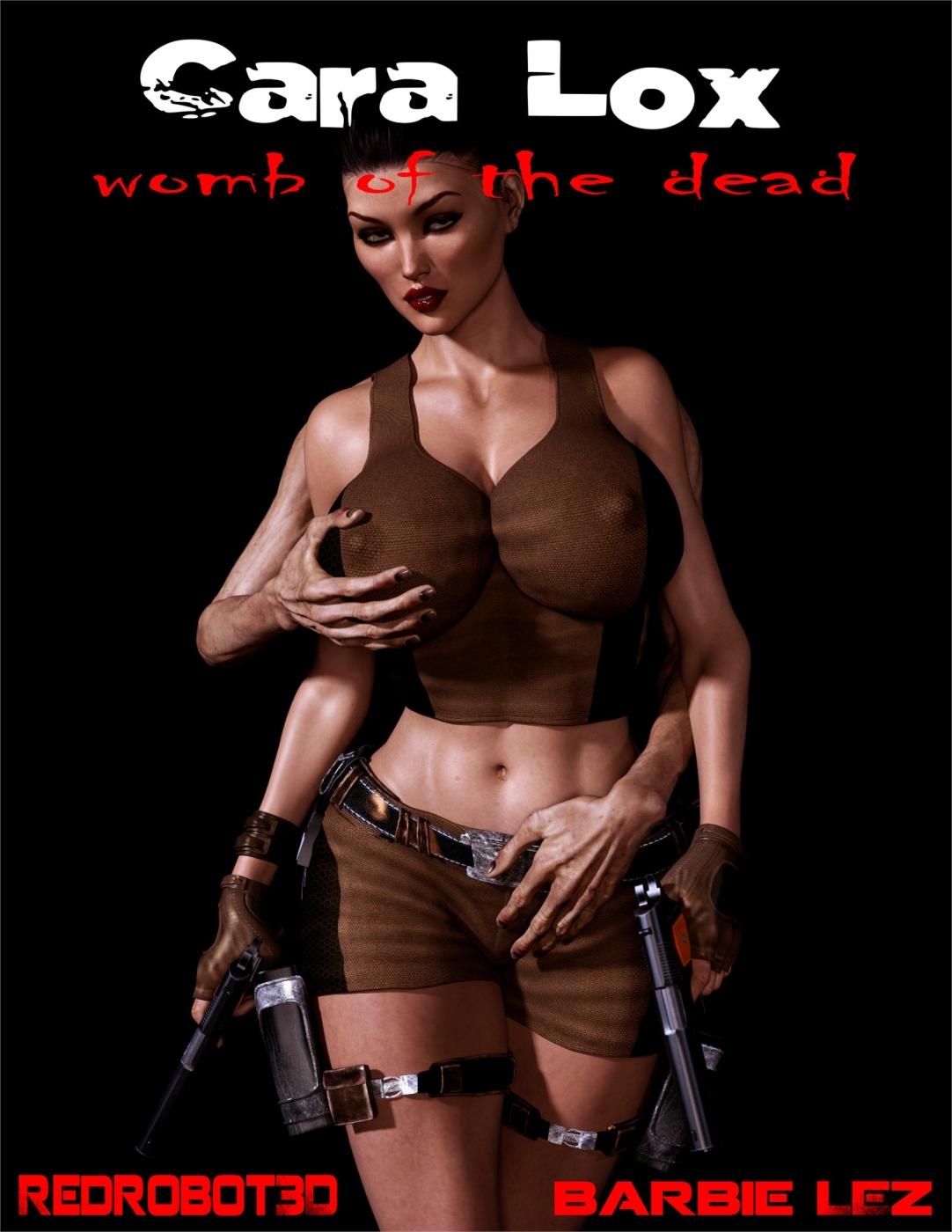 Cara Lox – Womb Of The Dead- Redrobot3D porn comics 8 muses