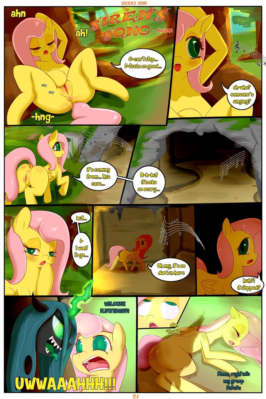 Chrysalis' Leitmotif (My Little Pony) porn comics 8 muses