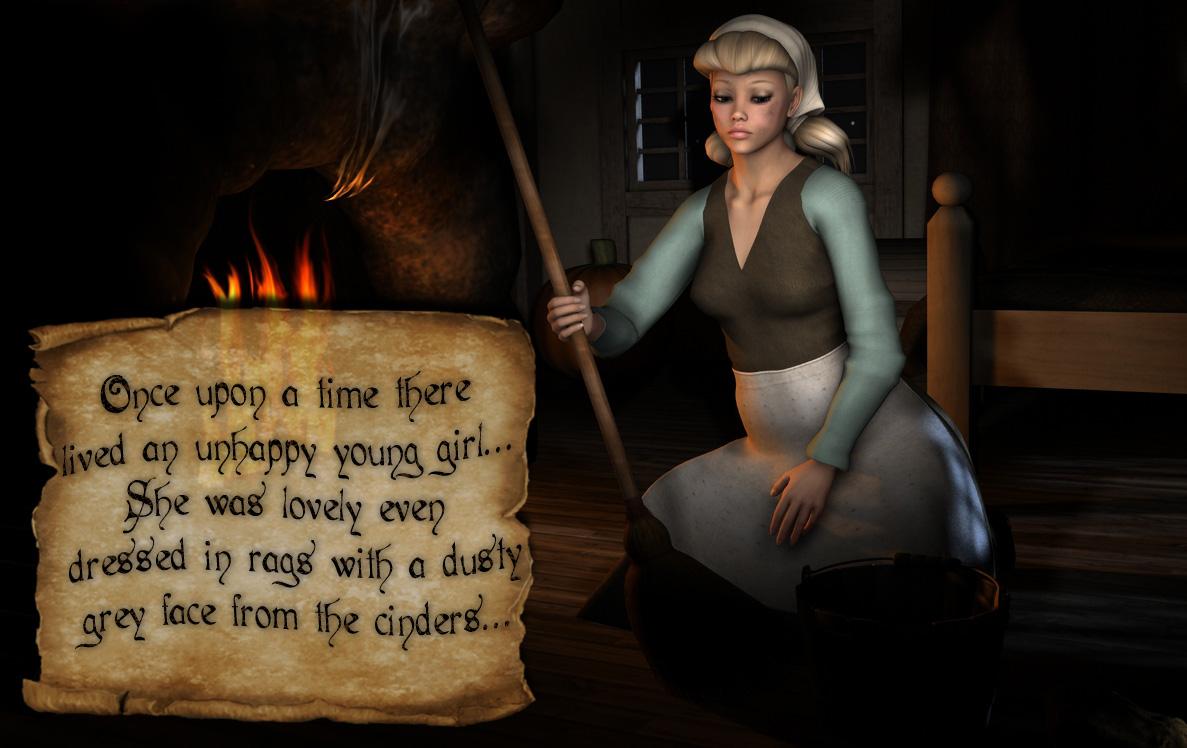 Cinderella Fuck- Pixelme image 1