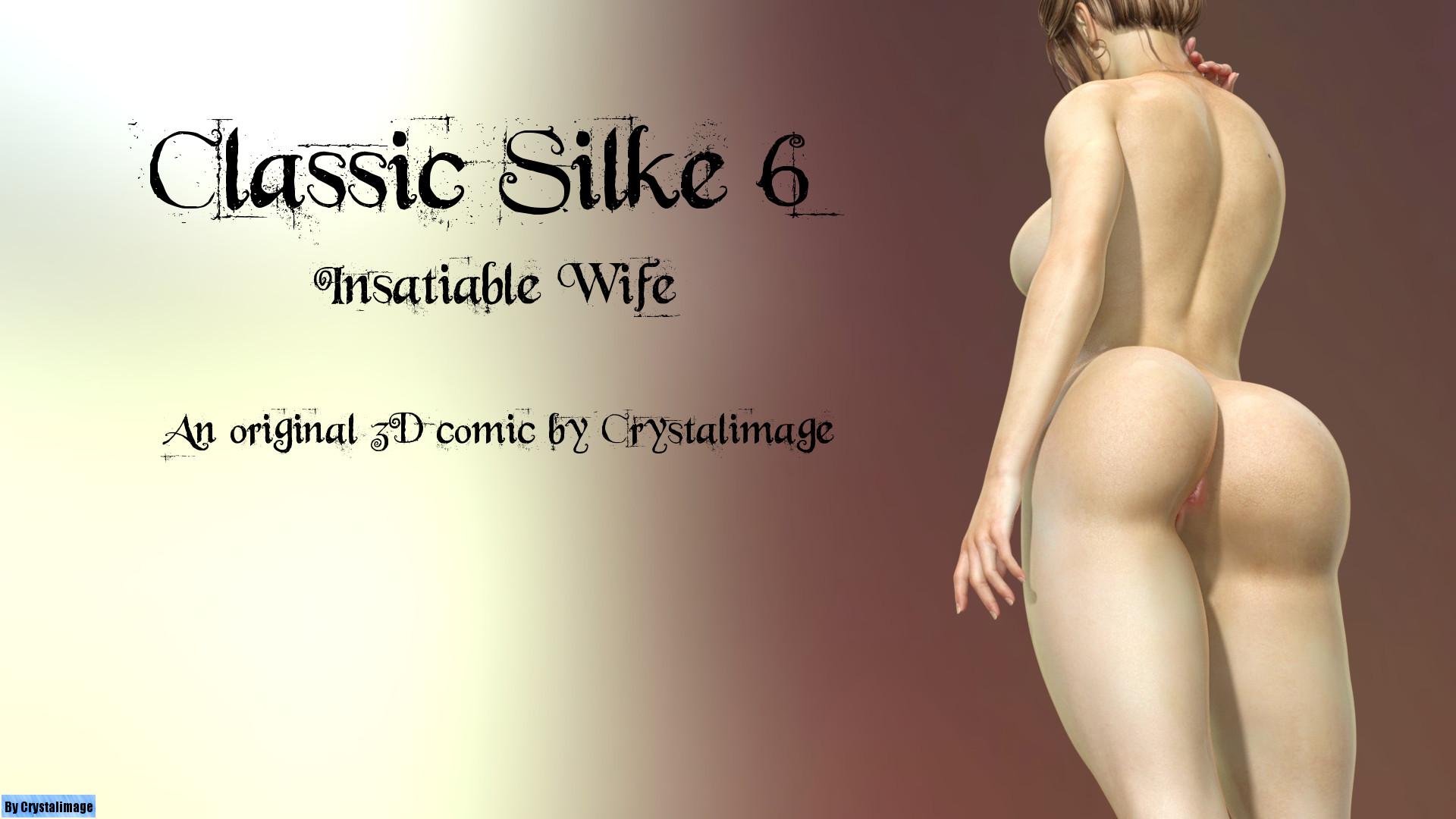 Classic Silke 6- Insatiable Wife porn comics 8 muses
